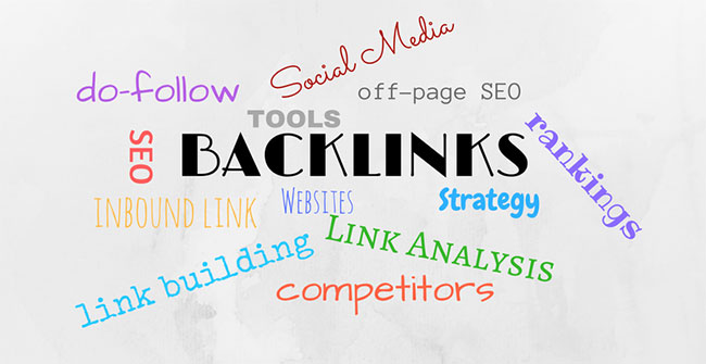 Orginic backlinks strategy components
